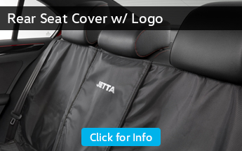 Click to learn about rear seat cover at Carter Volkswagen In Ballard