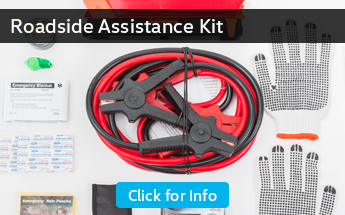 Click to learn about roadside assistance kit at Carter Volkswagen In Ballard