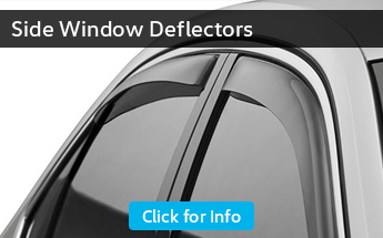 Click to learn about side window deflector at Carter Volkswagen In Ballard