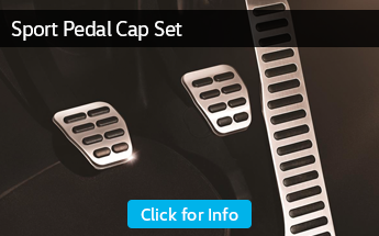 Browse our sport pedal cap parts information at Carter Volkswagen in Ballard