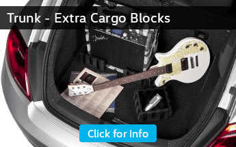 Browse our extra cargo blocks parts information at Carter Volkswagen in Ballard