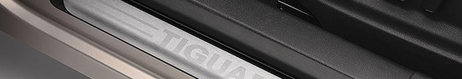Protect your Volkswagen exterior with door sill protectors from Carter Volkswagen