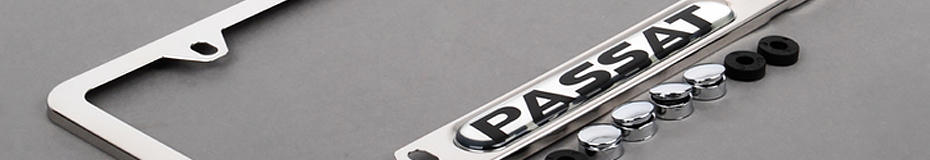 Learn More About VW License Plates Frames at Carter Volkswagen