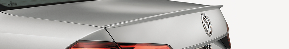 Order your rear lip spoiler online at Carter Volkswagen In Ballard