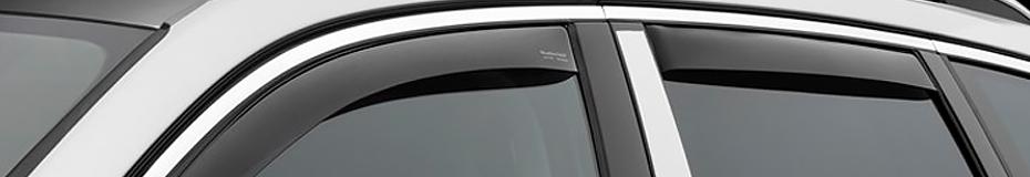 Order your side window deflectors online at Carter Volkswagen In Ballard
