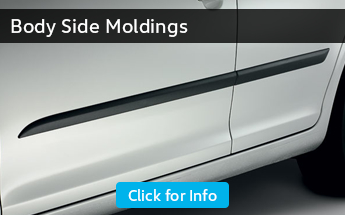 Click to View Our Parts Information on Volkswagen Body Side Moldings in Seattle, WA
