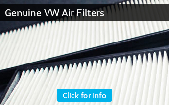 Click to view our genuine Volkswagen air filters parts information in Seattle, WA