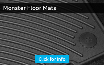 Click to View Our Parts Information on Monster Floor Mats in Seattle, WA