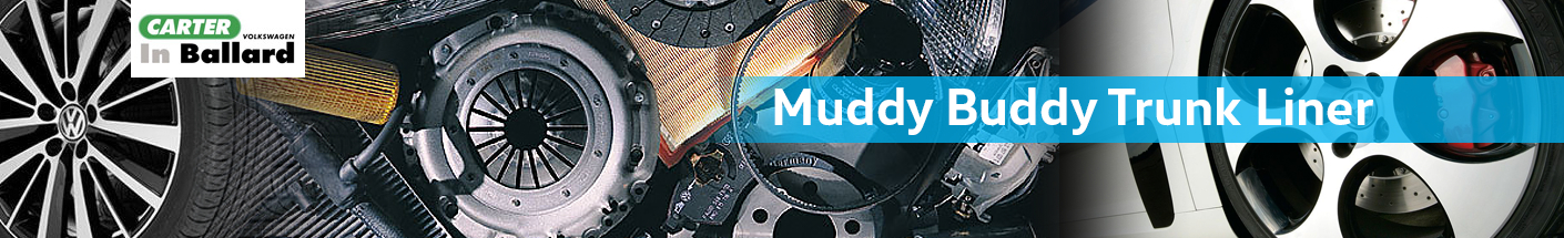 Genuine Volkswagen Muddy Buddy Trunk Liner Parts Information in Seattle, WA