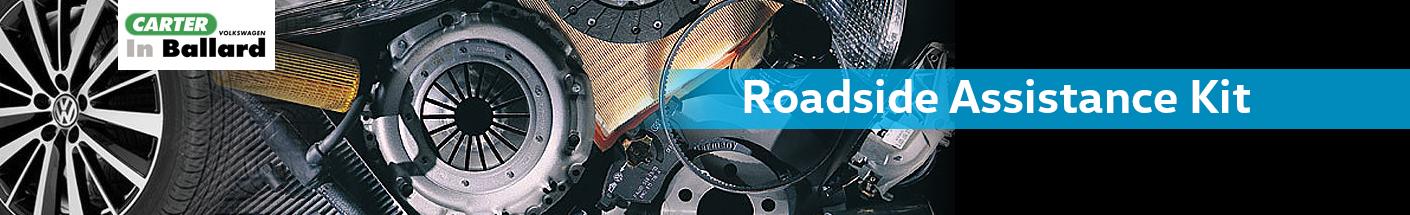 Genuine Volkswagen Roadside Assistance Kit Parts Information in Seattle, WA