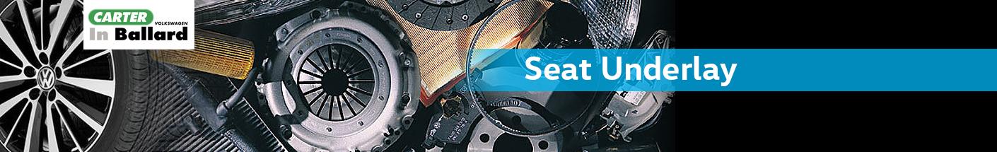 Genuine VW Seat Underlay Parts Information in Seattle, WA