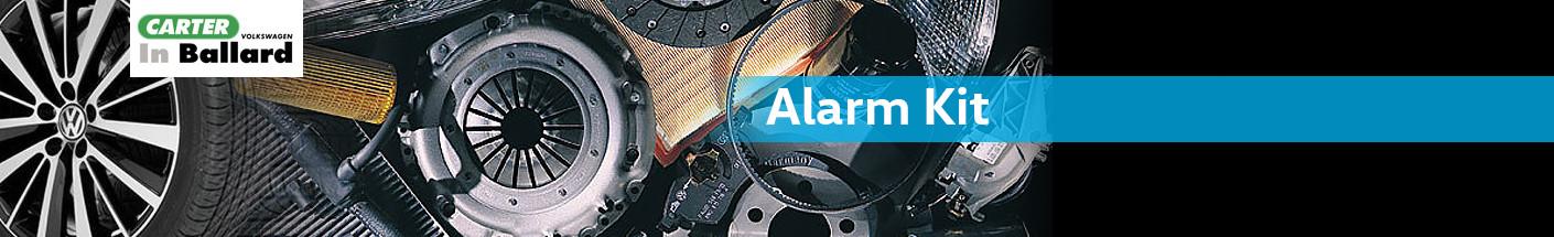 Genuine Volkswagen Alarm Kit Parts Information in Seattle, WA