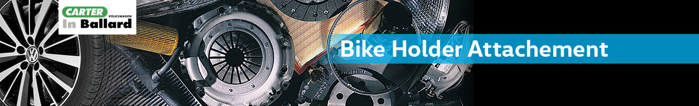 Genuine Volkswagen Bike Holder Parts Information in Seattle, WA