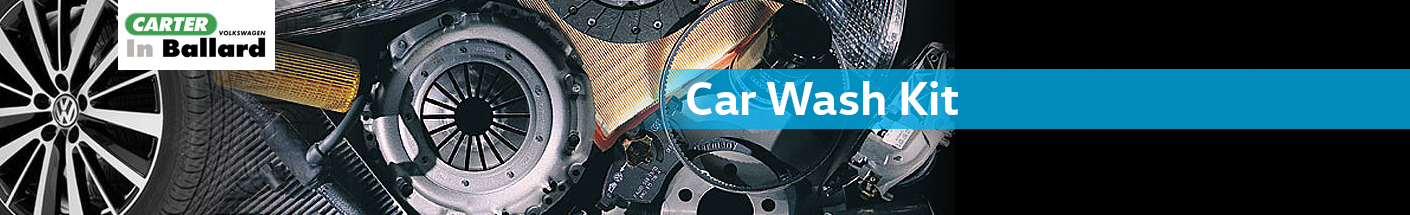 Genuine Volkswagen Car Wash Kit Parts Information in Seattle, WA