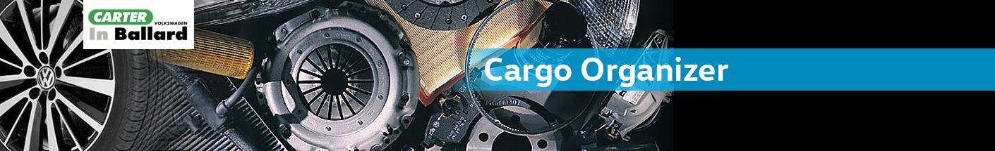 Genuine Volkswagen Cargo Organizer Parts Information in Seattle, WA