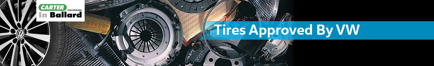 Volkswagen Recommended Tire Care Information in Seattle, WA