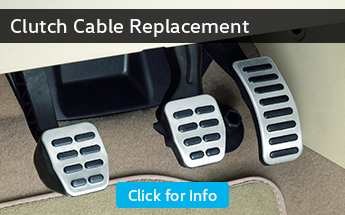 Click to research our Volkswagen clutch cable replacement service in Seattle, WA
