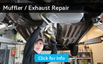 Click to View Our Volkswagen Muffler / Exhaust Repair Service information page in Seattle, WA