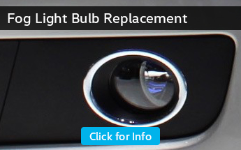 Click to research our Volkswagen fog light bulb replacement service in Seattle, WA