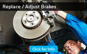Click to View Our Volkswagen Replace / Adjust Brakes Services information page in Seattle, WA