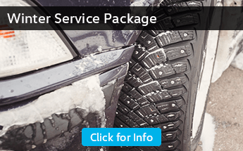 Click to view our winter service package information at Carter Volkswagen in Ballard