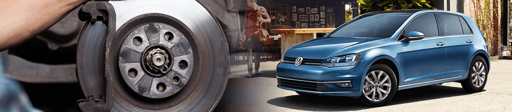Schedule an anti-lock brake system service for your Volkswagen in Seattle, WA