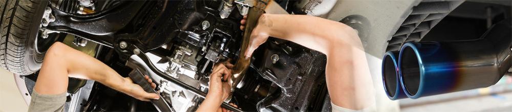 Volkswagen Muffler Exhaust Service