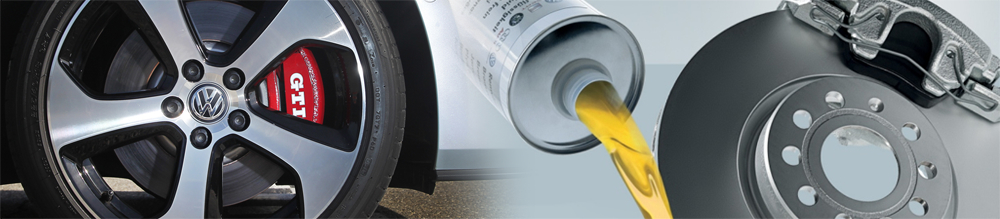 Volkswagen Brake Replacement & Ajustment Service