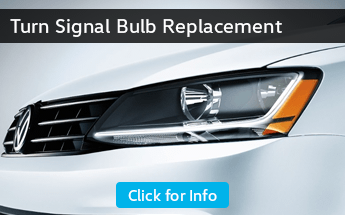 Click to view our turn signal bulb replacement information at Carter Volkswagen in Ballard