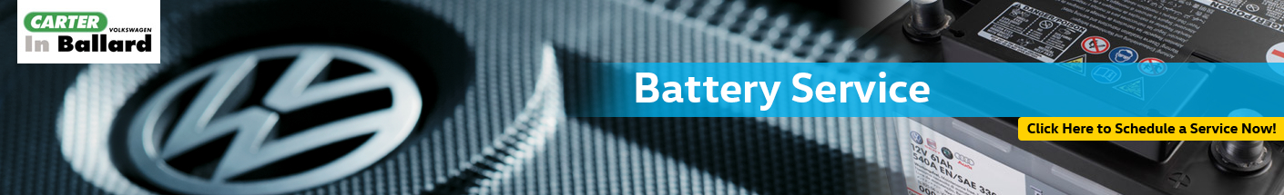 Volkswagen Battery Inspection and Replacement Service in Seattle, WA