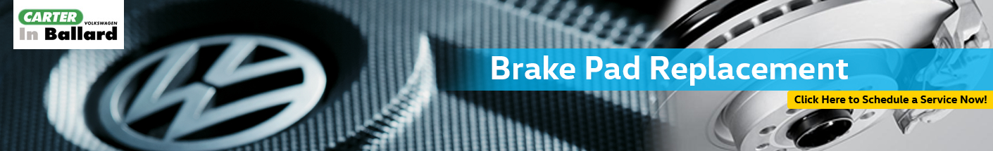 Volkswagen Brake Pad Replacement Service in Seattle, WA