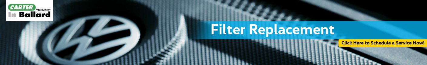 Volkswagen Filter Replacement Service in Seattle, WA