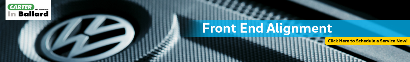Volkswagen Front End Alignment Service Serving Bellevue, WA