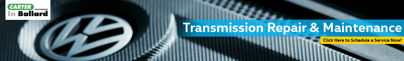 Volkswagen Transmission Repair and Maintenance Service Information in Seattle, WA