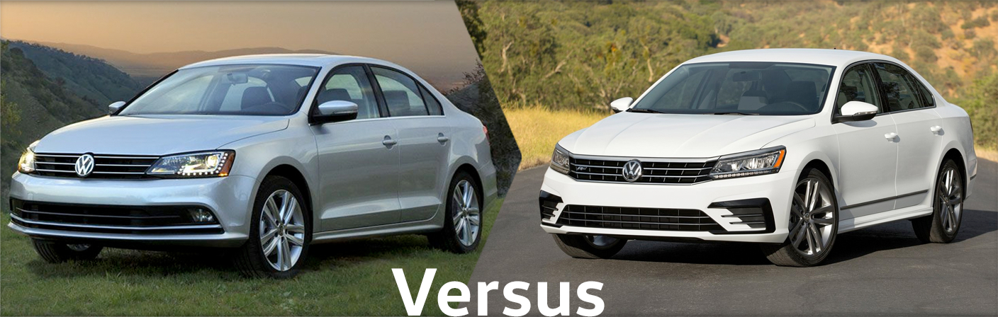 2016 Volkswagen Jetta VS Passat Comparison Details & Features