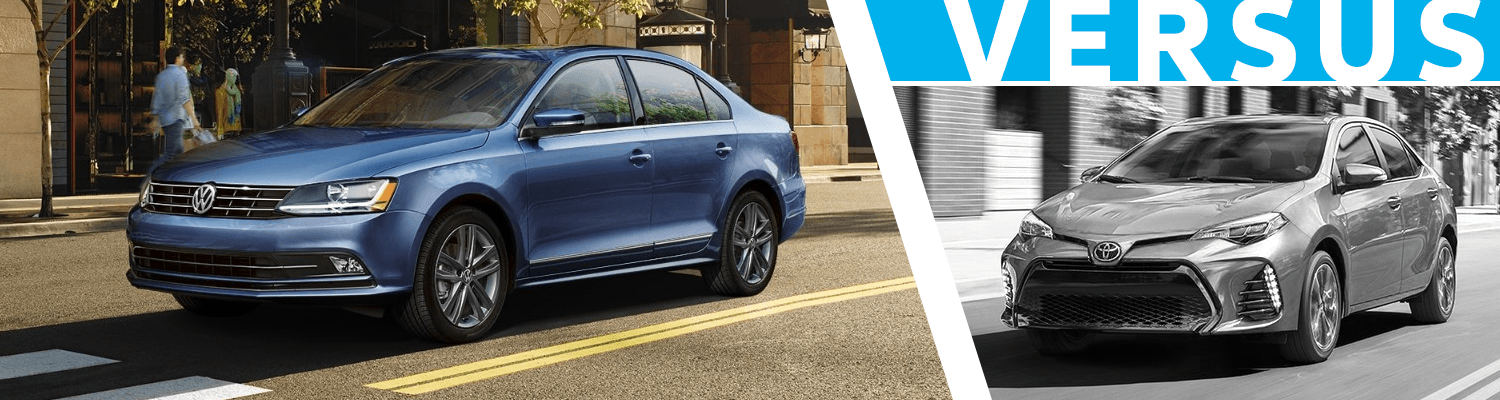 2018 Volkswagen Jetta vs Toyota Corolla  Comparison Model Research
