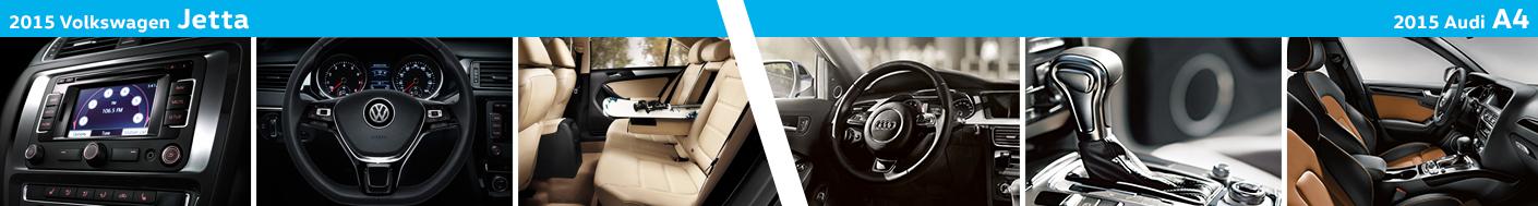 2015 Volkswagen Jetta Interior Styling