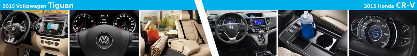 2015 Volkswagen Tiguan Interior