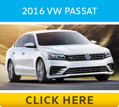Click to Compare the 2016 Volkswagen CC and Passat Models