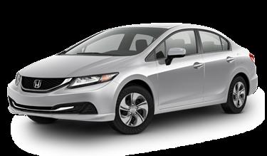 2015 Honda Civic Model