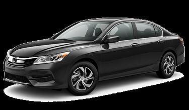2016 Honda Accord Model Exterior Styling
