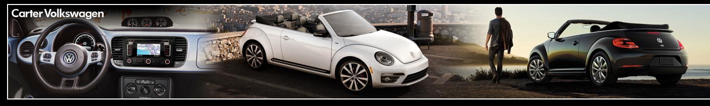 2015 Volkswagen Beetle Convertible Model Features & Specs