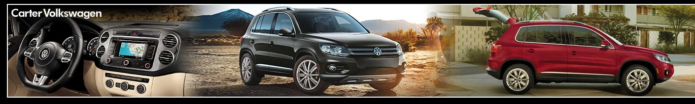 2015 Volkswagen Tiguan Model Information & Details