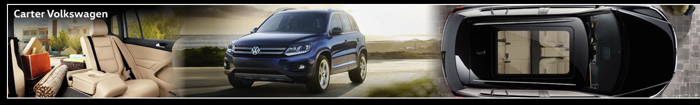 2016 Volkswagen Tiguan Model Information & Details