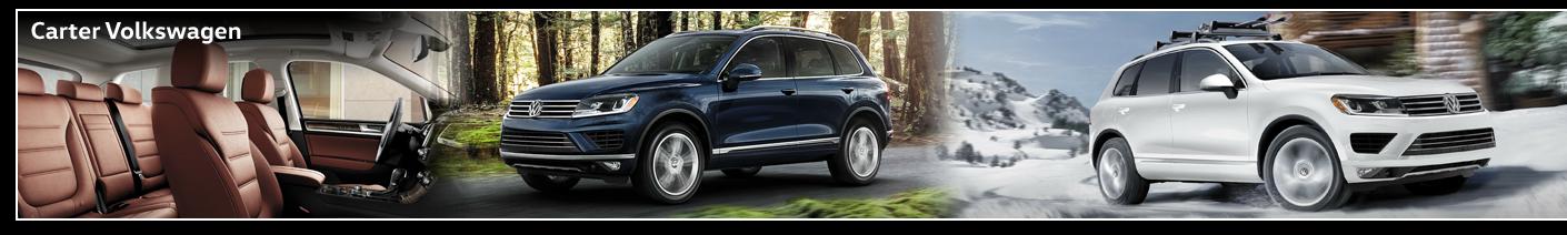 2016 Volkswagen Touareg Model Information & Details