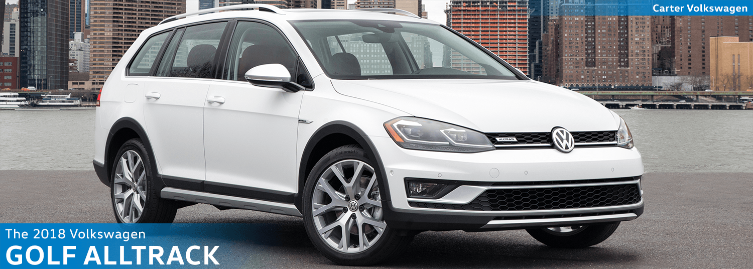 Research the new 2018 Volkswagen Golf Alltrack Model Features & Details