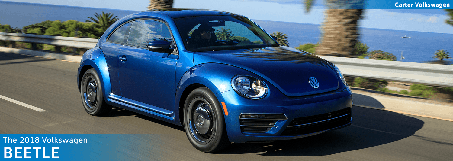 Research the new 2018 Volkswagen Beetle Model Features & Details