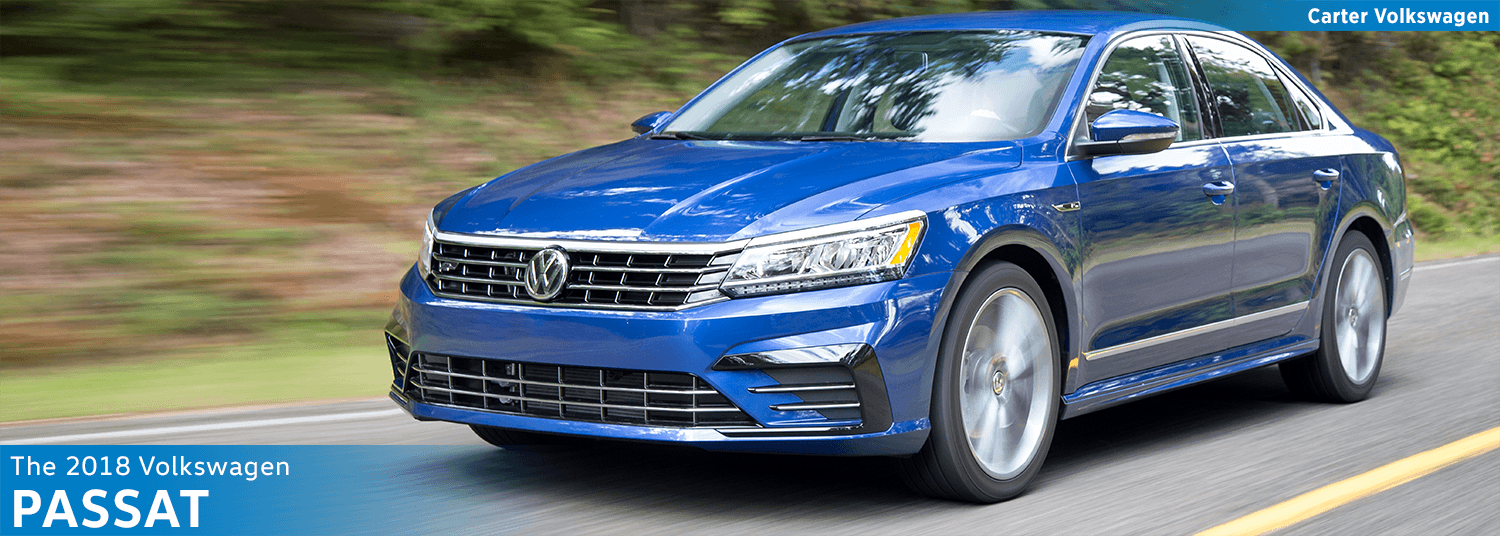 Research the new 2018 Volkswagen Passat Model Features & Details