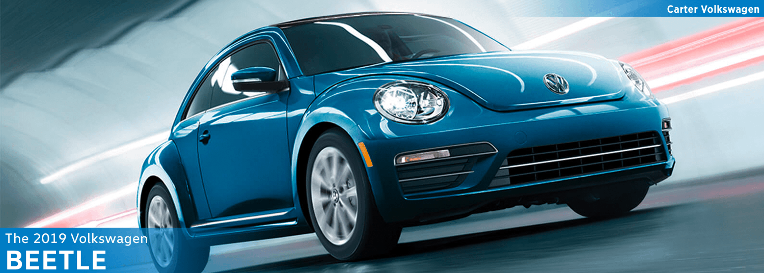 Research the new 2019 Volkswagen Beetle Model Features & Details