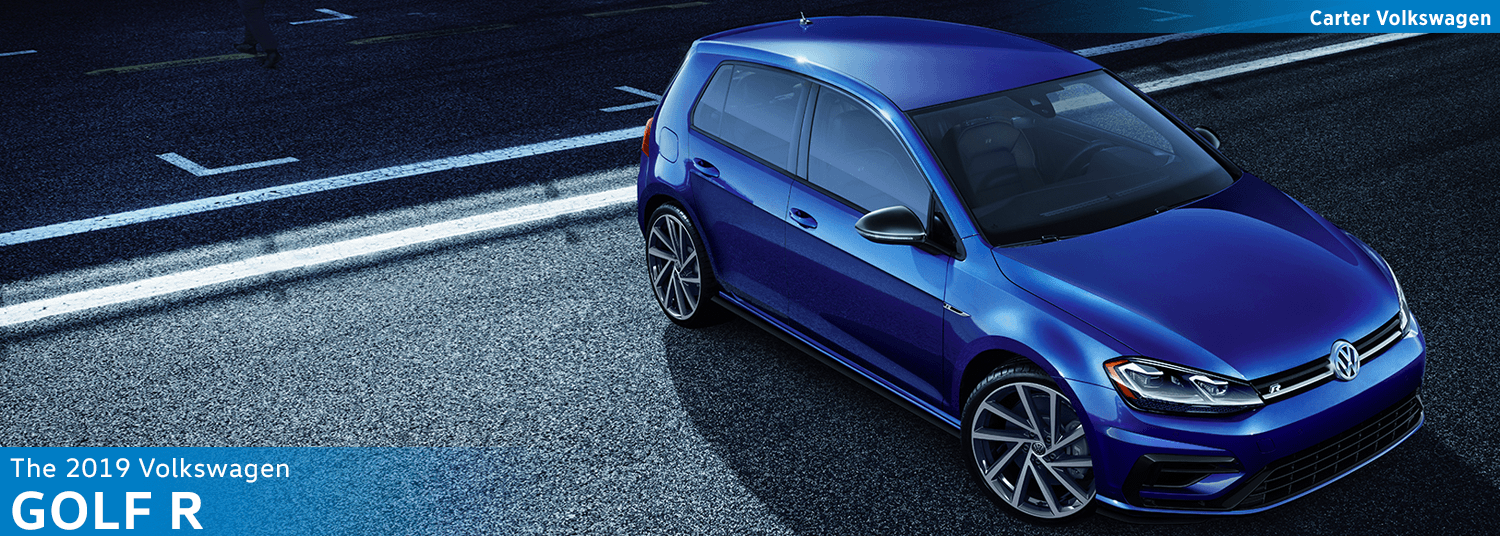 Research the new 2019 Volkswagen Golf R Model Features & Details